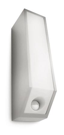 PHILIPS Kültéri lámpa (16933/93/16), Világos szürke