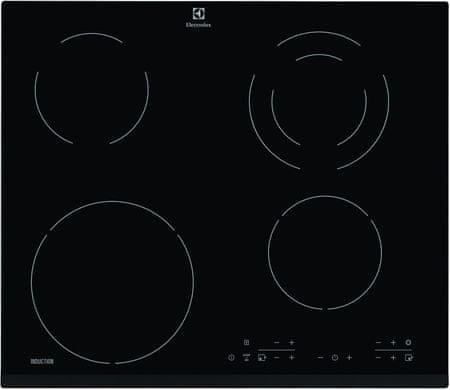 Electrolux płyta ceramiczno-indukcyjna EHG46341FK