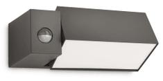 Philips Venkovní svítidlo 16943 s čidlem antracitová - rozbaleno