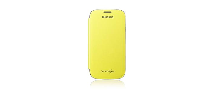 Samsung flipový kryt EFC-1G6FYE Galaxy S III