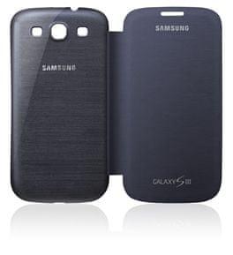 Samsung flipový kryt EFC-1G6FBE Galaxy S III (i9300), Pebble Blue
