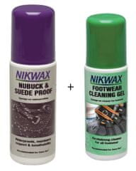 Nikwax Nubuck Spray-on 125ml + dárek