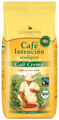 Café Intención Ekologiczna Café Crema FT&BIO 1000g ziarnista