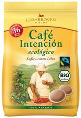 Café Intención Ecológico Fair Trade BIO Pads 36x7g