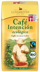 Café Intención Ecológico FT&BIO 500g mletá vákuovo balená