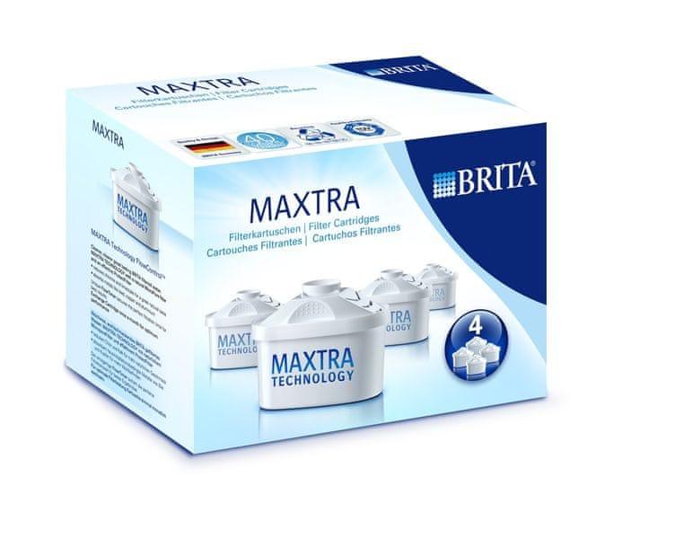 Brita Maxtra patrony 4 ks