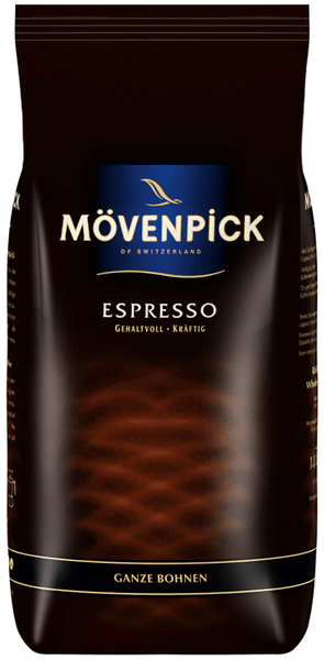Mövenpick Espresso 1000g zrno