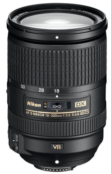 Nikon Nikkor 18-300mm / F3,5-5.6 AF-S DX ED VR