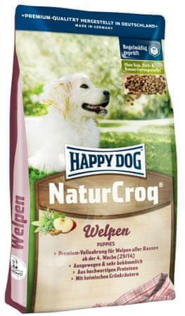 Happy Dog Natur-Croq Für Welpen Kutyaeledel, 15 kg