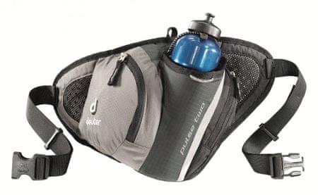 Deuter pasna torbica Pulse II, črna