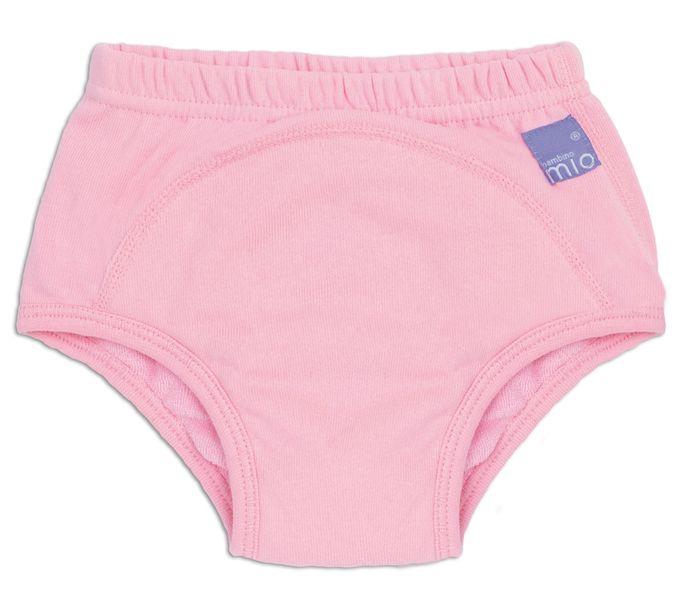 Bambinomio Učící plenky 13-16kg - Světle růžové