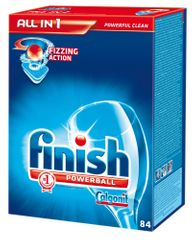 Finish Tabletki do zmywarek All-in-1 Regular 84 szt