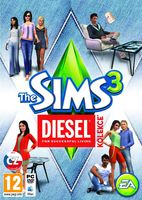 EA Sports The Sims 3 Diesel / PC