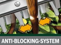 Anti-Blocking system