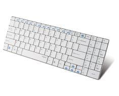 Rapoo E9070 Billentyűzet, Fehér