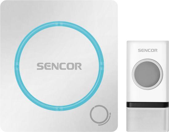 SENCOR bežično digitalno zvono SWD 110