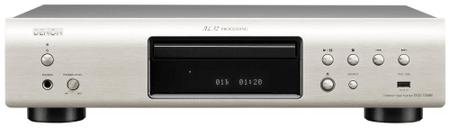 Denon cd predvajalnik DCD-720AE, srebrn