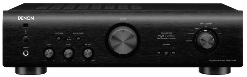Denon PMA-720AE (Black)