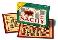 Bonaparte Šachy, Dáma, Mlýn