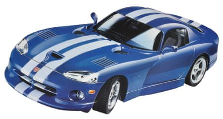 BBurago 1:24 KIT Dodge Viper GTS Coupe 1996 v krabičce