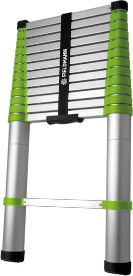 Fieldmann zložljiva teleskopska lestev FZZ 4002