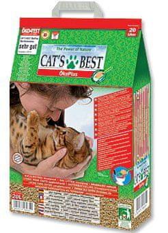 JRS kočkolit Cats Best ÖkoPlus 20l