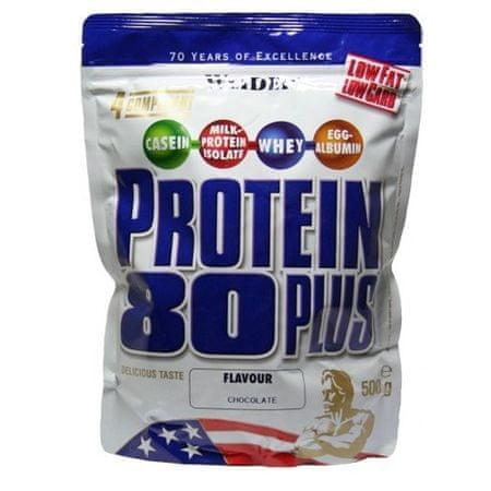 Weider Protein 80 Plus 500 g -  Lesné plody