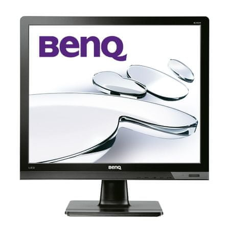 BENQ LED monitor BL702A, črn
