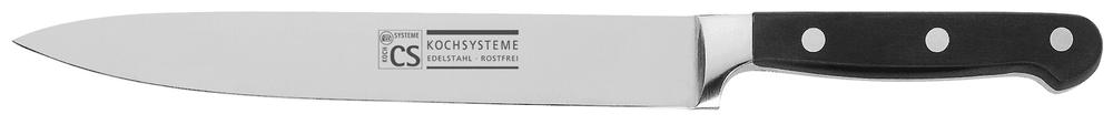 CS Solingen Nůž kuchyňský - sada s blokem 8 ks (CS-003159)