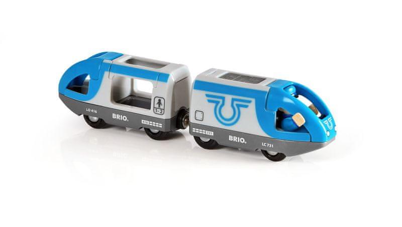 Brio Elektrická vlaková souprava - II. jakost