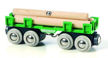 Brio Játék vasúti vagon