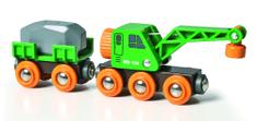 Brio Dźwig + wagon 33698