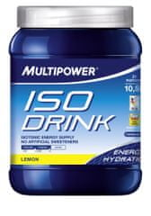 Multipower ISO Drink 735 g Citron