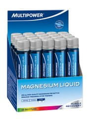 Multipower Magnesium Liquid 20 x 25 ml