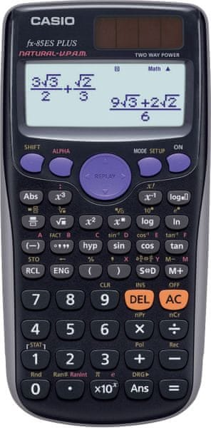Casio FX 85 ES PLUS (w)