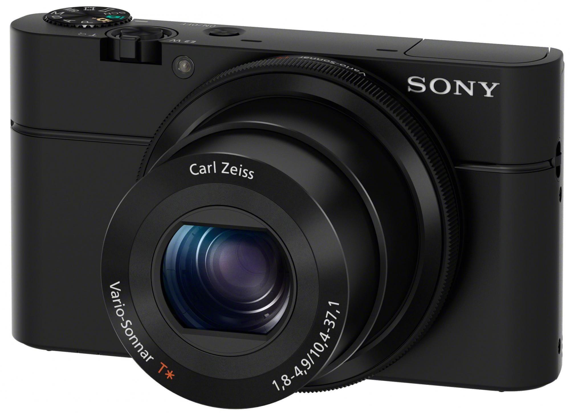 Sony CyberShot DSC-RX100 kompaktní digitální fotoaparát