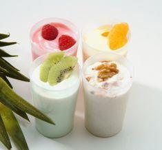 GUZZANTI GZ 801 Joghurt pohár készlet, 8 db