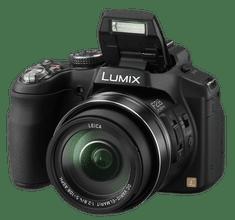PANASONIC Lumix DMC-FZ200 Digitális fényképezőgép, Fekete