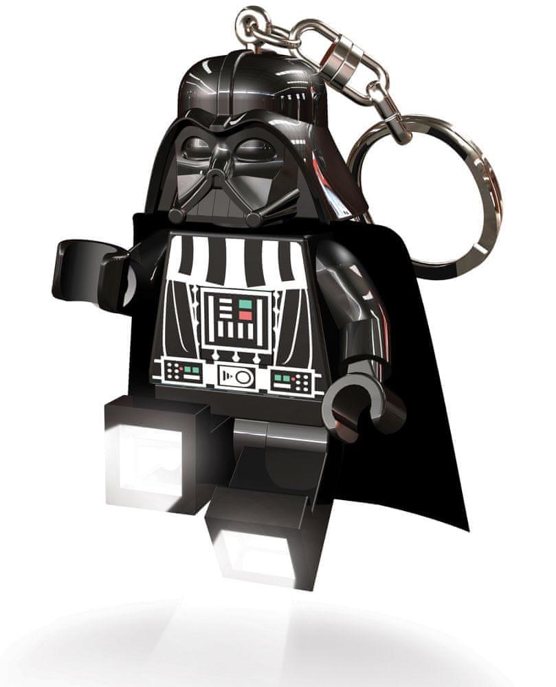LEGO Star Wars - Darth Vader svítící klíčenka