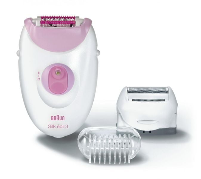 Braun Silk épil3 - 3270 SoftPerfection MILO