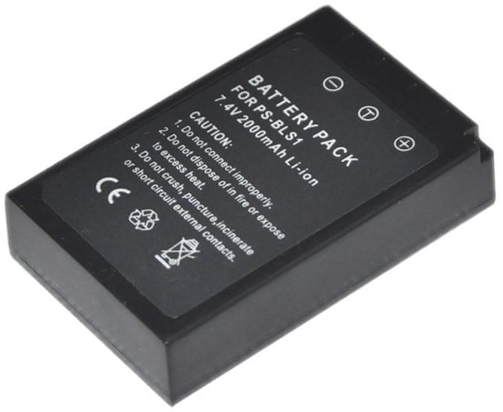 Olympus PS-BLS1 akumulátor (bulk)