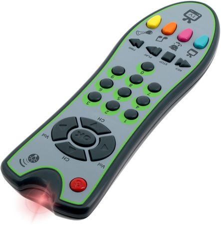 Alltoys Pilot zabawkowy Zip Zap TV