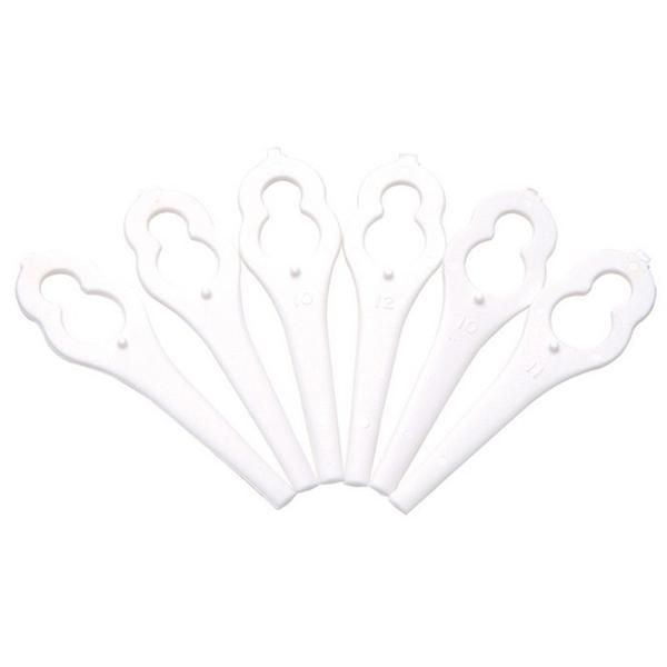 Bosch Plastové nože bílé
