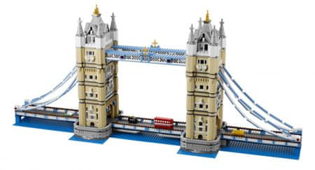 LEGO 10214 Londonski most Tower Bridge