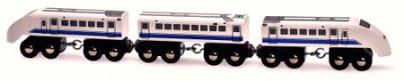 Brio potniški vliak Shinkansen