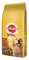Pedigree sucha karma dla psa, drób z warzywami - 15kg