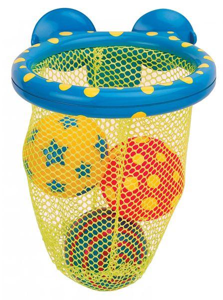 Alextoys Koš s míčky do vany plast