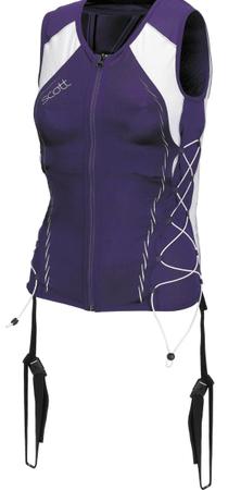 Scott Vest Protector W´s X-Active, pink/purple, M - II. jakost