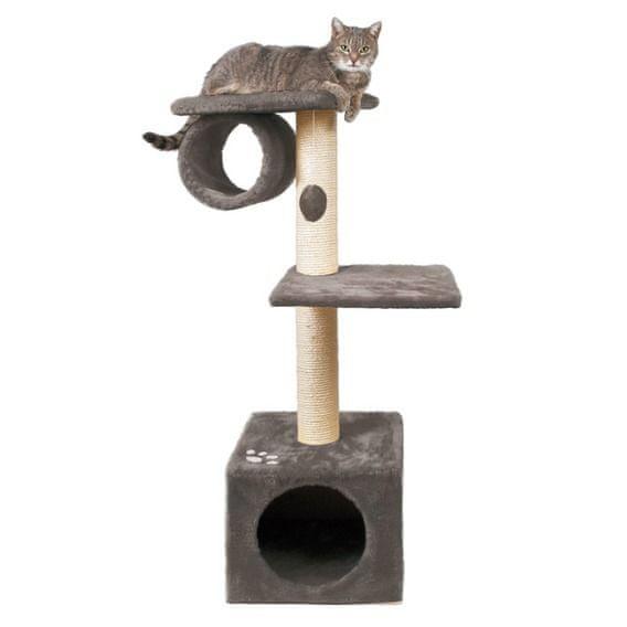 Trixie škrábadlo San Fernando 106 cm šedé