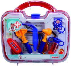 SIMBA Doktorský kufrík 10 dielov, 30x28x9 cm